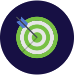 Bullseye Illustration